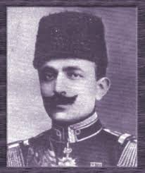 Enver Pasha, leader of the Young Turks, negotiated secretly to ally Turkey with Germany