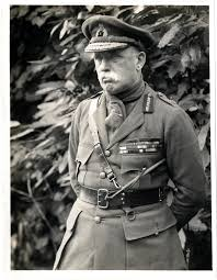 Sir John French, first commander British Expeditionary Force, date uncertain