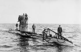 German submarine operations in World War One