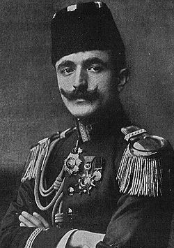 Enver Pasha, the Ottoman Minister of War