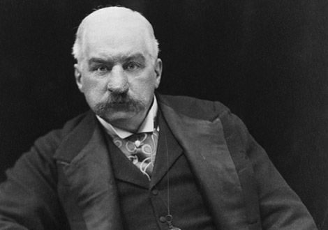 American banker J.P. Morgan wanted the freedom to make loans to all the belligerent powers.