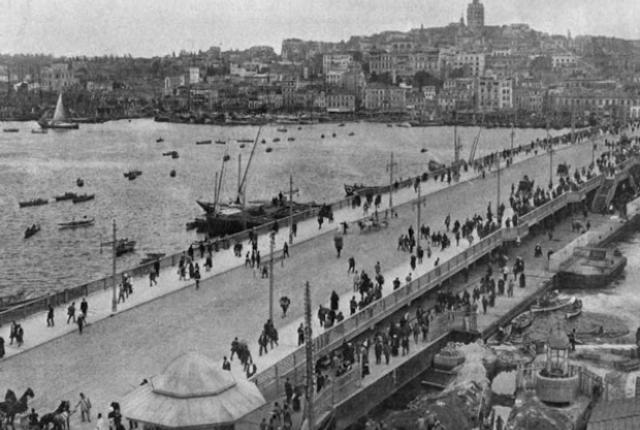 Panic In Constantinople The Great War Project