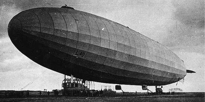 The Germans were the primary user of Zeppelins in World War One.