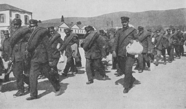 Greek troops mobilize against possible Bulgarian attack, date uncertain.