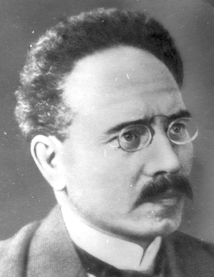 German anti-war leader Karl Liebknecht