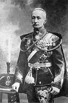 Russian General Alexei Brusilov