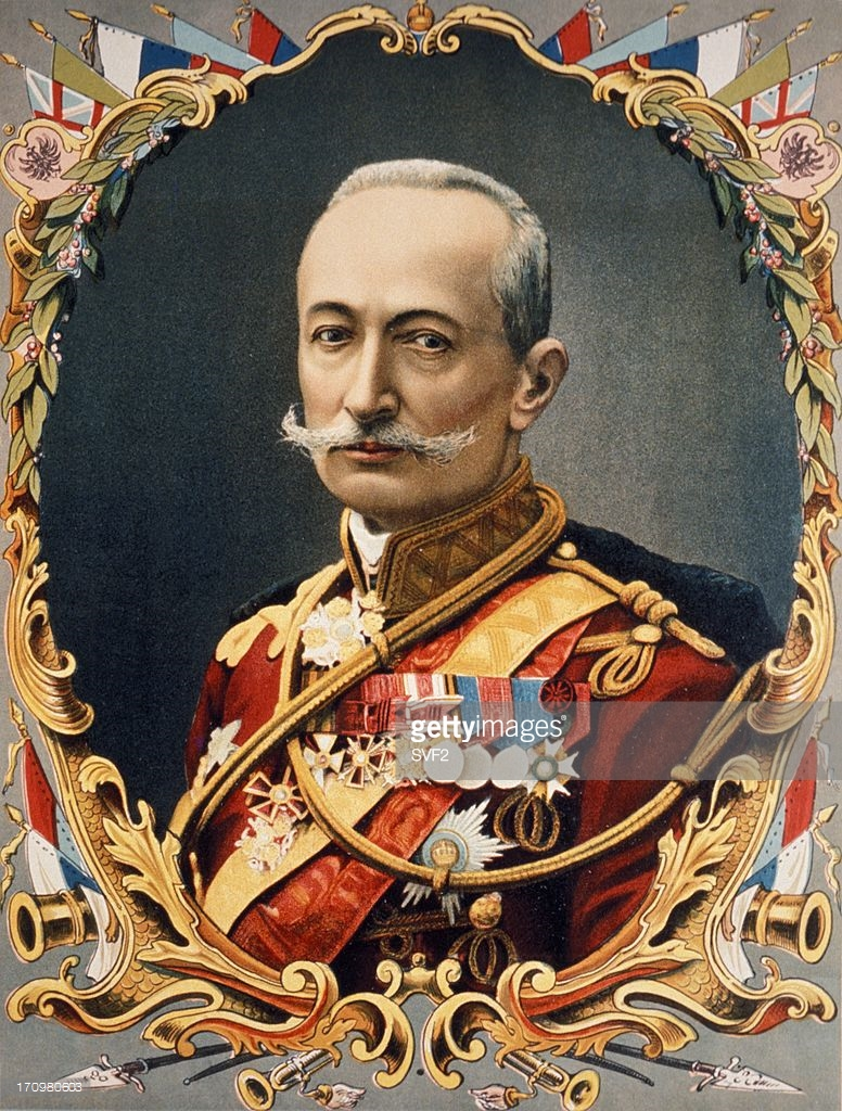 Russian General Alexei Brusilov.