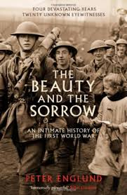 The Beauty and the Sorrow, voices from the Somme, 1916.