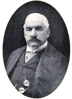 J.P. Morgan, the father.