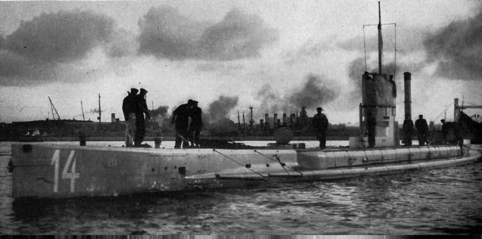 Germans step up attacks, including on American ships.