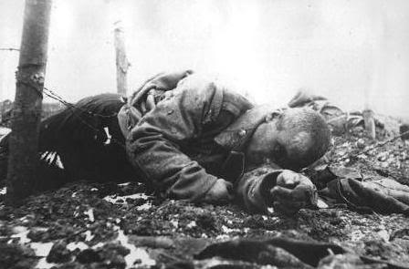 Death on the Western Front.