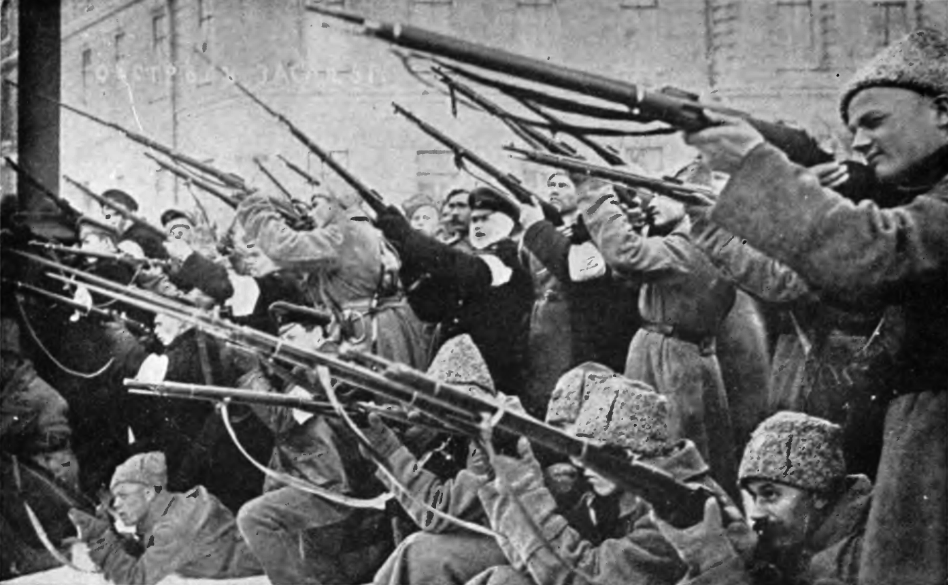 The first Russian revolution
