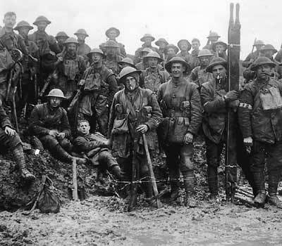 Wilfred Owen's regiment.