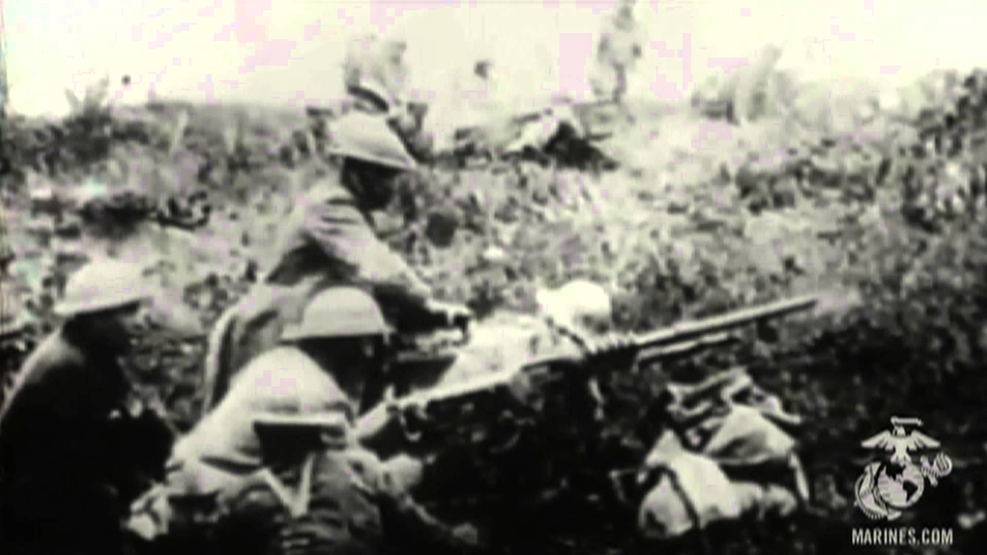 BELLEAU WOOD: CRUCIAL TEST FOR THE AMERICANS | The Great War